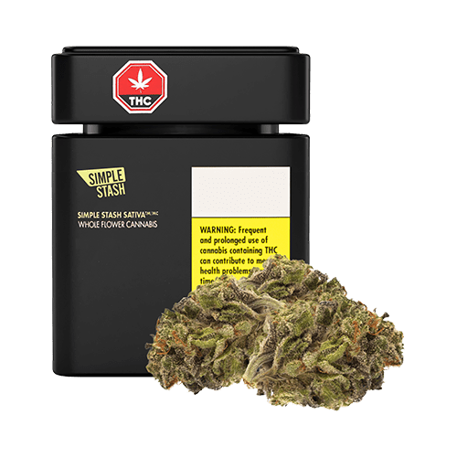 Simple Stash Indica – Ounce (28g)